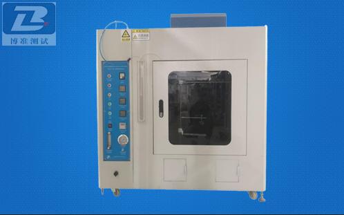 GB2408塑料水平垂直燃烧法试验仪HVR3
