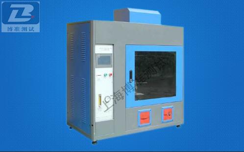 GB/T13488橡胶垂直燃烧试验仪