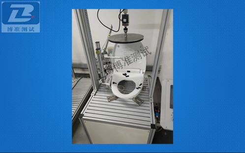 马桶盖耐久性测试装置